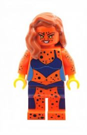 Cheetah (Wonder Woman) - Custom Designed Minifigure
